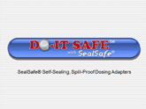 SealSafe Powerpoint Presentation